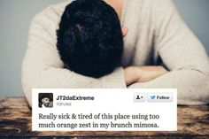 25 hilarious tweets of people posting their horrible first-world problems