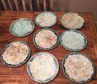 8 McCarty Jade Dinner Plates