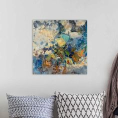 Abstract Paintings, Tapestry, Home Decor, Hanging Tapestry, Tapestries, Decoration Home, Room Decor, Abstract Drawings, Home Interior Design