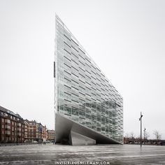 THE CRYSTAL | Schmidt Hammer Lassen architects | Copenhagen, Denmark