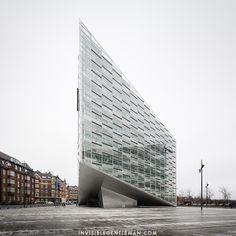 THE CRYSTAL | Schmidt Hammer Lassen architects | Copenhagen, Denmark