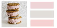 IceCreamSandwich, summer wedding color palettes