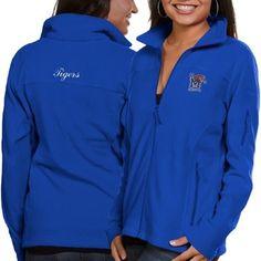 Memphis Tigers Columbia Women s Give  amp  Go Full Zip Jacket – Royal Blue  Lady Logo 6c6278b63