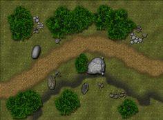 road map battle encounter rpg maps fantasy terrain game down cartographers guild tabletop maker roads cartographersguild boards