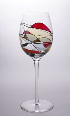 Special Offers - Set Of Four (4)  Romanian Crystal Glasses/Barware  Black Swirl/Stained Glass Pattern  Milano Noir Design  16 Oz Oversized White Wine Glassware - In stock & Free Shipping. You can save more money! Check It (May 04 2016 at 09:55AM) >> http://uniquewineglass.net/set-of-four-4-romanian-crystal-glassesbarware-black-swirlstained-glass-pattern-milano-noir-design-16-oz-oversized-white-wine-glassware/