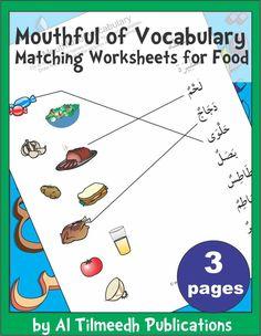 www.arabicplayground.com Mouthful of Vocabulary by Al Tilmeedh