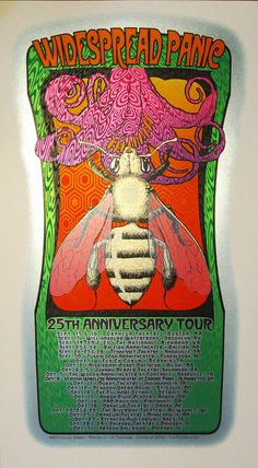 25th anniversary chuck sperry poster