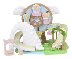 Co -47 Chi baby amusement park Sylvanian Families baby amusement (japan import)