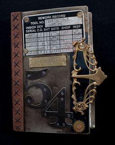 love this one! -- Steampunk Journal -- Splendiferous Creations