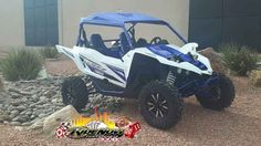 New 2017 Yamaha YXZ1000R SS Team Yamaha Blue ATVs For Sale in Nevada. 2017 Yamaha YXZ1000R SS Team Yamaha Blue, Introducing the New YXZ-1000SS. Slice through the competition with the all new Sport-Shift system with paddle shifters, so your hands never have to leave the wheel. Have any questions? Give us a call at 702-214-5380 and ask for Ryan D.<br /> <br /> 2017 Yamaha YXZ1000R SS Team Yamaha Blue GRAB A GEAR <p>The new YXZ1000R SS puts pure sport performance at your fingertips with an…
