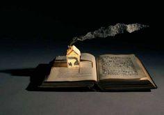 Buch und Licht