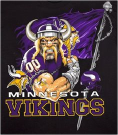 Minnesota Vikings Freeze Tote