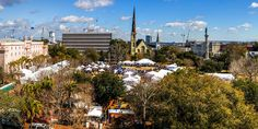 Guide to the Southeastern Wildlife Expo in #Charleston, SC  | Garden and Gun @gardenandgun