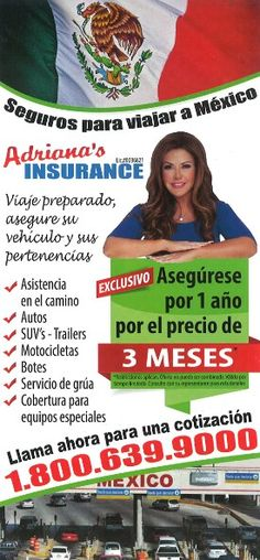 Seguros de Vehiculos Comerciales de California  Adrianas Insurance, ha creado líneas de seguros comerciales al alcance de su bolsillo para ayudarle a proteger el futuro de su empresa.  Camionetas y Autos ComercialesDueños de NegocioCompensación al TrabajadorEdificios ComercialesBonds  Proteja su inversión con la mejor aseguradora Adriana's Insurance.  Remolques de arena y tierraRepartidores de todo tipoMateriales peligrososContenedores secos y…