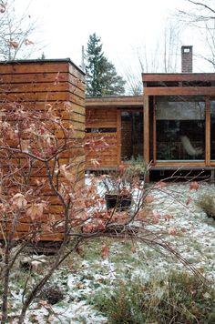 Schreiner House/Oslo//Sverre Fehn