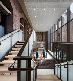 Hotel Henry at Richardson Olmsted Campus by Deborah Berke Partners