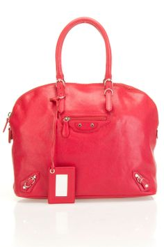 2671a3d0af26 Balenciaga Bowling Bag In Red. Louis Vuitton Handbags Sale
