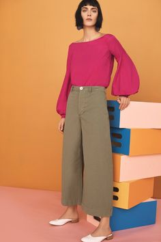 Shop the Logan Wide-Leg Crops and more Anthropologie at Anthropologie today. Read customer reviews, discover product details and more.