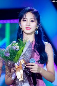 South Korean Girls, Korean Girl Groups, Chou Tzu Yu, Twice Once, Tzuyu Twice, Ulzzang Girl, Nayeon, Pretty Flowers, Senior Photos