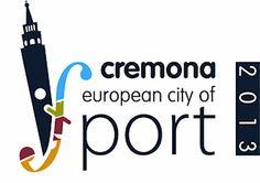 Logo Cremona Città Europea dello Sport 2013 patrocinante della manifestazione Solstizio d'Estate #CremonalungoPo