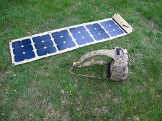 Portable Solar Power, Portable Solar Panels, Solar Energy Panels, Solar Power System, Gas Powered Generator, Going Off The Grid, Solar Panel Kits, Panel Systems