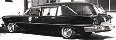 1957 Chrysler Imperial Landau Hearse ~