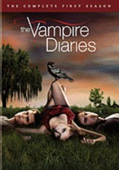 Neither does Elena (DeGrassi: The Next Generation's Nina Dobrev), but she's about to. Paul Wesley (Everwood) and Ian Somerhalder (Lost) star in the series as two vampire brothers at war for her soul. Vampire Diaries Stefan, Vampire Diaries The Originals, Vampire Diaries Saison, Vampire Diaries Workout, Vampire Diaries Poster, Vampire Diaries Quotes, Vampire Diaries Fashion, Damon Salvatore, Elena Gilbert