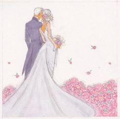 Annabel Spenceley - Bride And Groom