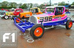 396 Doug Cronshaw Heritage Car Displayed