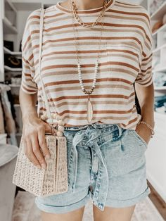 If you follow me on the LIKEtoKNOW.it shopping app, where I share all my daily outfits and lots of major… Boho Summer Outfits, Boho Outfits, Cute Outfits, Fashion Outfits, Vogue Fashion, Everyday Outfits, Casual Tops, Must Haves, Vogue Style