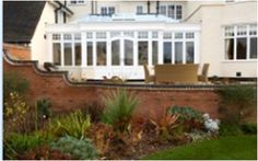 This orangery in Stafford features Pilkington Activ™ Blue incorporating both Self-cleaning and Solar-control properties. Conservatories, Solar, Christian, Cleaning, Blue, Home Cleaning