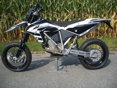 BMW GS450X Supermoto