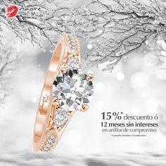 Anillo de Oro Rosa 14kt SKU: RG1430357A Diamante Round 0.71 quilates. Color-D, Claridad VVS2 Laboratorio - GIA-DGC, SKU Diamante: 92497, Piedras Laterales: 0.35 pts, Precio: $ 97,229.32 pesos M.N *Consulte términos y condiciones.