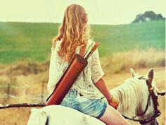 Archery girl | Flickr - Photo Sharing!