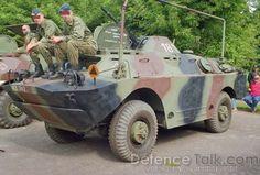 Polish Army BRDM-2