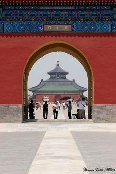 Beijing - Temple of Heaven - null