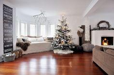 Ideas para una decoración navideña
