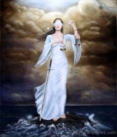 Themis Greek goddess