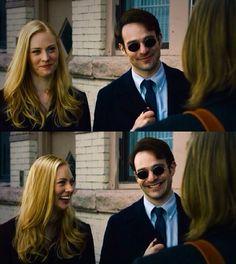 1x13 - Daredevil - Karen & Matt