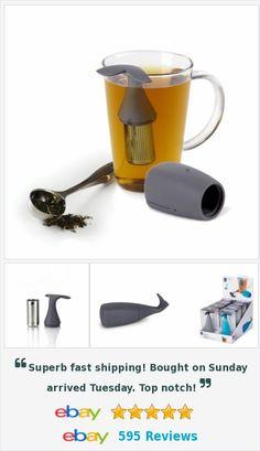 #whale #tea infuser tea strainer brewer #noveltygift #design #spacegray http://www.ebay.com/itm/Gray-Whale-Tea-Infuser-Tea-Strainer-Brewer-novelty-gift-design-Charcoal-Black-/172266838119