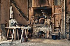 /\ /\ . Medieval Bakery