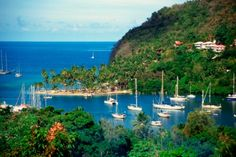 St. Lucia.......my favorite