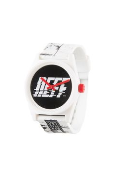 Neff Daily Wild Sport Tech Watch Silicone Rubber Adjustable Band H2O Resistant  #Neff #Fashion