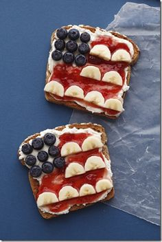 4th of July breakfasts
