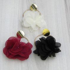 Soutache Earrings, Diy Earrings, Statement Earrings, Crochet Baby Bonnet, Crochet Baby Clothes, Jewelry Art, Beaded Jewelry, Crochet Christmas Gifts, Crochet Purses