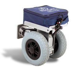 Van Os Medical B.V. Excel Click & Go Lite, (Elektrische aandrijving voor duwrolstoelen. Wheelchair Drive for push wheelchairs)