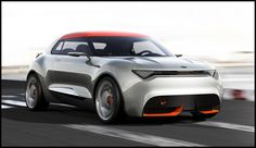 """The Kia Provo concept is a clear signal that the South Korean brand is planning an ambitious move to take on the Mini. Kia has unveiled its stunning """"coupe-style hatchback"""" concept the day before its . Porsche, Audi, Bugatti, Jaguar, Mustang, Ferrari, Urban Concept, Bmw S, Geneva Motor Show"""