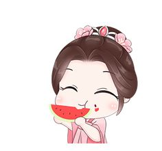 LINE 個人原創貼圖 - Dream dream little adorable fairy Example with GIF Animation Funny Emoticons, Gifs, Whiteboard Animation, Cute Gif, Disney Art, Cute Stickers, Attitude, Hello Kitty, Anime