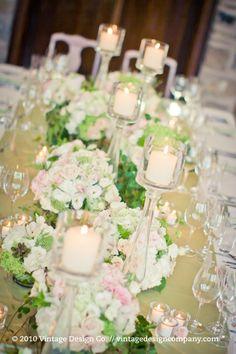 Niagara Wedding Florist // Vineland Estates Carriage House Wedding Reception 1