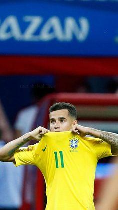 Neymar, Ronaldo, Go Brazil, Brazil Football Team, World Cup Russia 2018, Big Love, Fc Barcelona, Football Players, Hot Guys